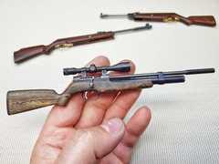 Miniature Air Gun PCP rifle