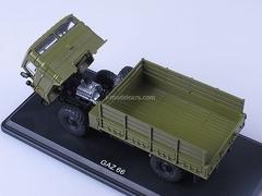 GAZ-66-12 board khaki 1:43 Start Scale Models (SSM)