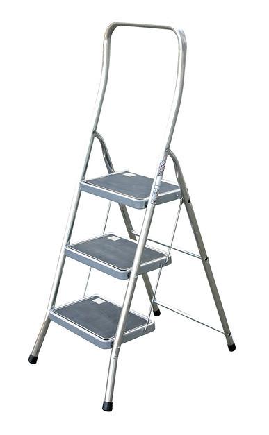 TOPPY XL Лестница складная - стремянка, алюм. 3 ступеньки