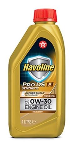 HAVOLINE PRODS P 0W-30 моторное масло TEXACO 1 литр