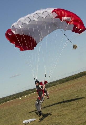 Skylark Standard - запасной парашют