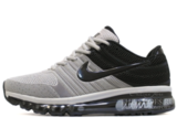 Кроссовки Мужские Nike Air Max 2017 Grey Black