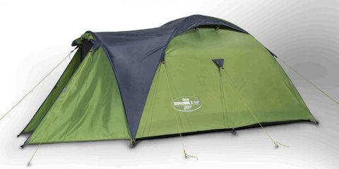 Палатка Canadian Camper Explorer 2 (серо-голубой)