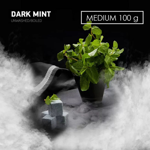 Табак Dark Side 100 г MEDIUM DARK MINT