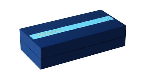 Перьевая ручка Waterman Carene Essential, цвет: Black GT, перо: F123