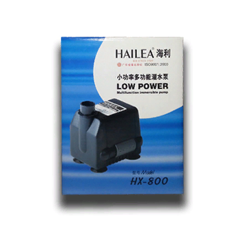 Помпа погружная Hallea HX-800, 3W, 285 л/ч