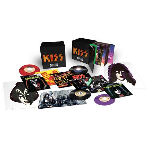 Kiss / The Casablanca Singles 1974-1982 (29CD Single)