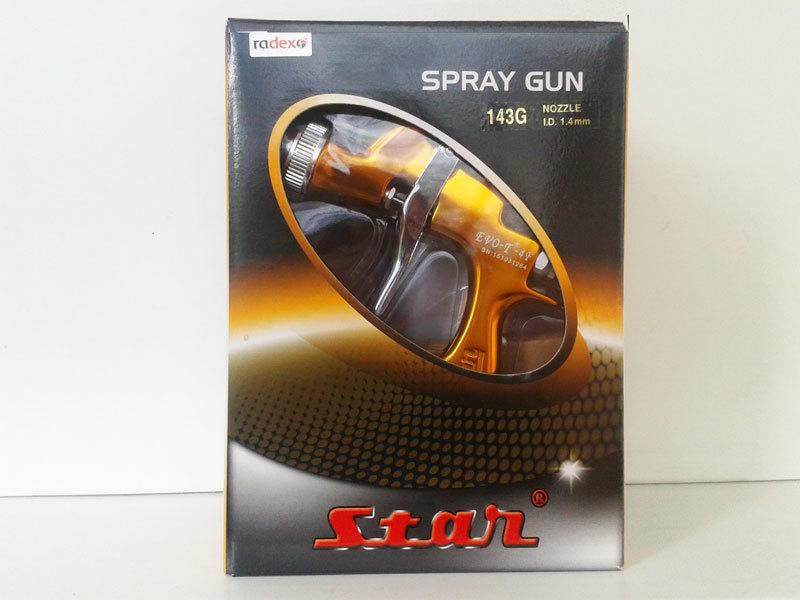Краскопульт STAR EVO-T 4F купить в интернет магазине