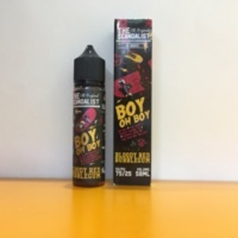 Boy Oh Boy by THE SCANDALIST 58ml