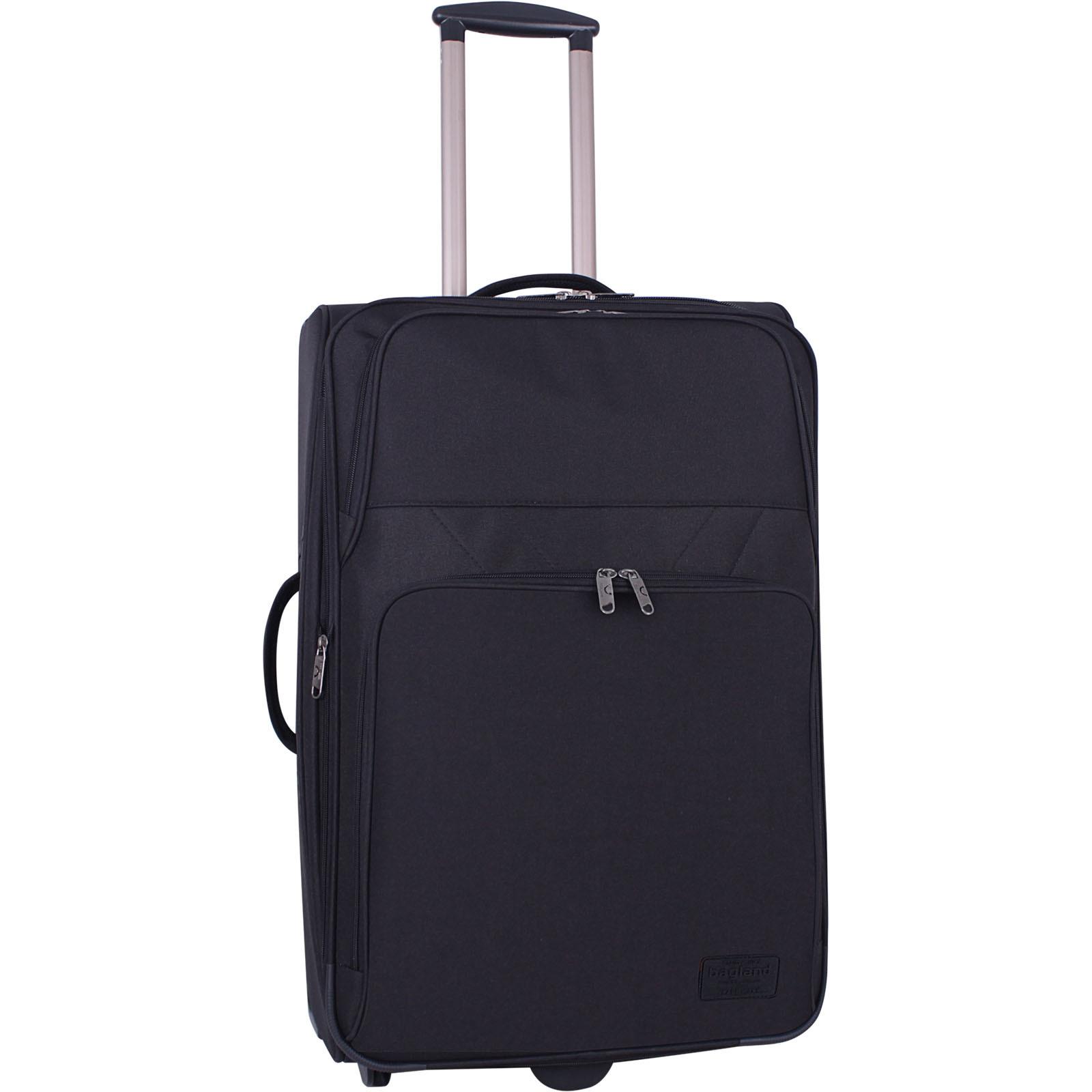 Дорожные чемоданы Чемодан Bagland Леон большой 70 л. Чёрный (003766627) IMG_8763-16000.jpg