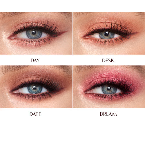 Палетка Charlotte Tilbury Pillow Talk Instant Eye Palette