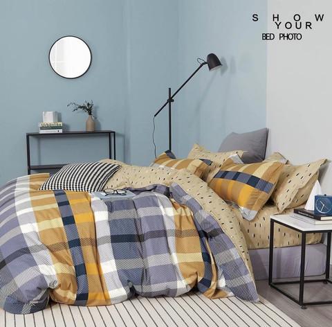 Детское постельное белье в сатине Valtery-DS 85