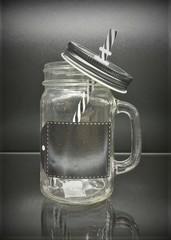 Набор баночек для напитков «Black», 6 шт, 460 мл, фото 2