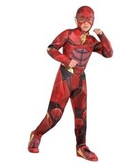 Лига Справедливости костюм детский Флэш