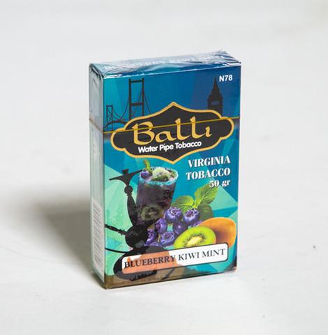Табак Balli Blueberry Kiwi Mint 50 г
