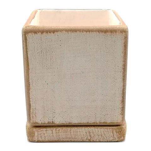 Горшок Кубик D15