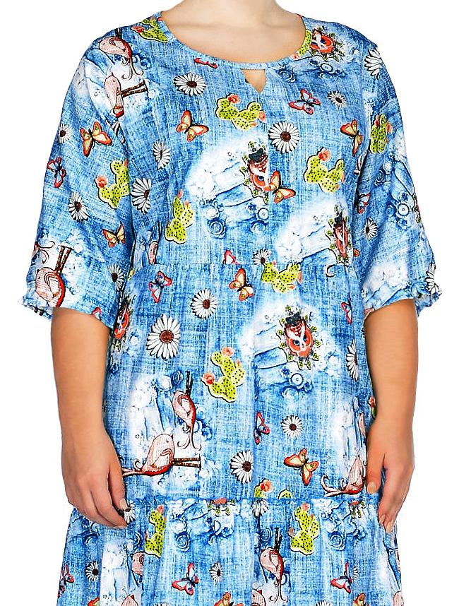 Иваново платья халаты на лето большие размеры