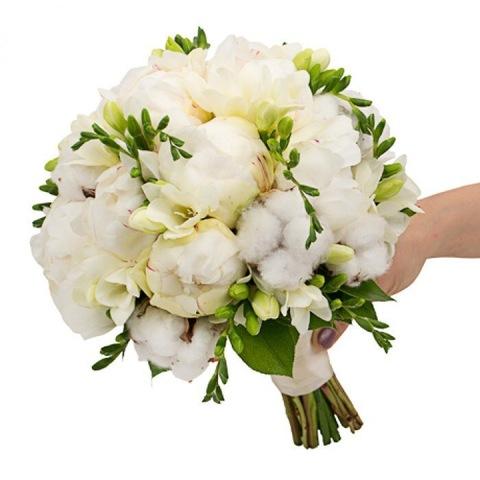 Свадебный букет #478
