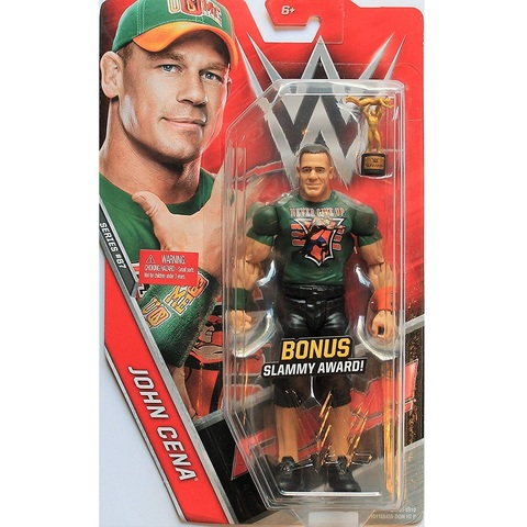 Джон Сина Серия 67. Бойцы WWE