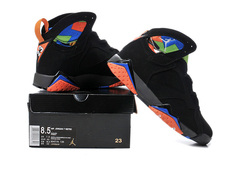Air Jordan 7 Retro 'Black Orange'