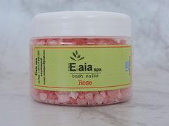 Соль для ванны с ароматом розы ElaiaSpa 130 гр