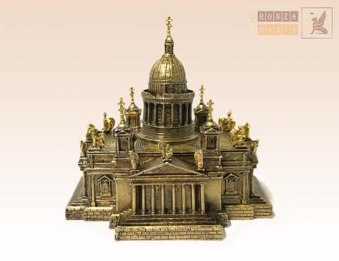 фигурка Храм Исаакиевский собор