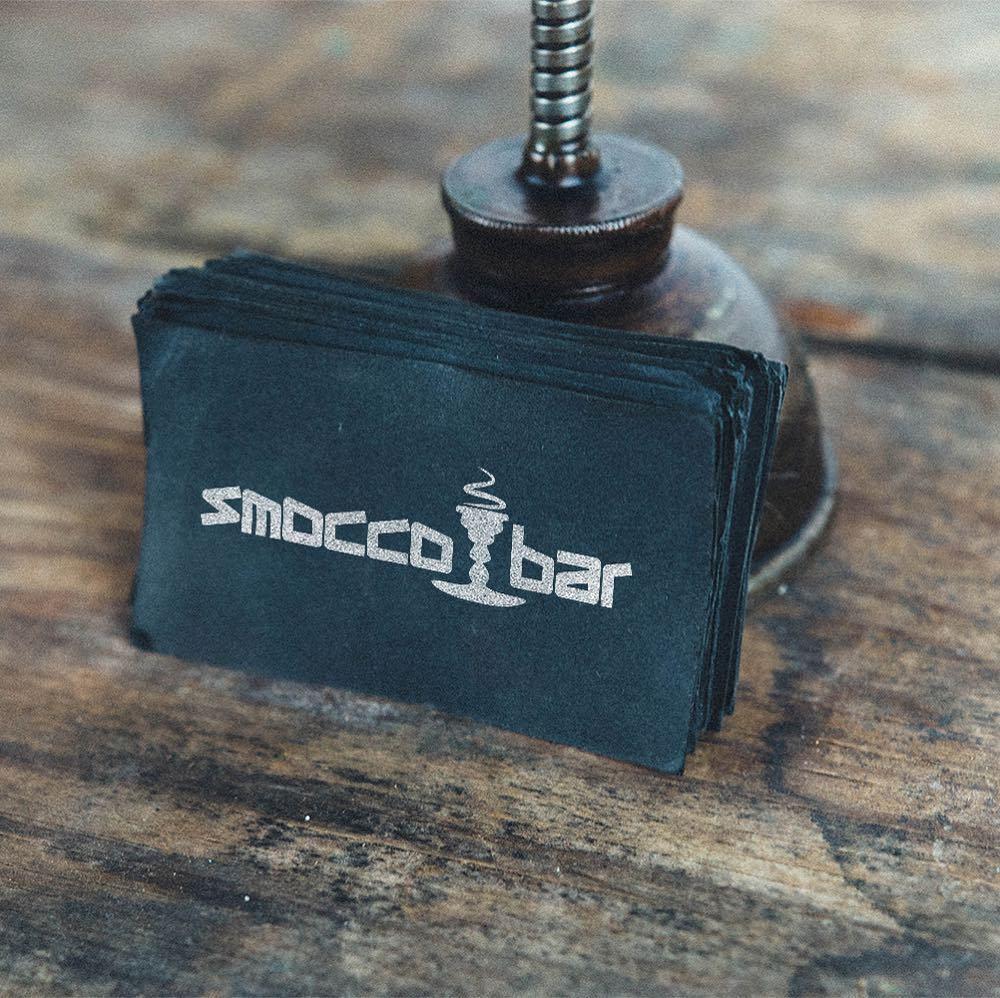 Логотип для кальянной Smocco Bar