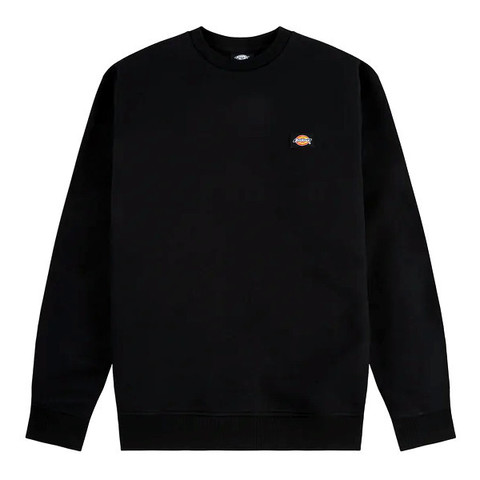 Толстовка (свитшот) DICKIES New Jersey (Black)