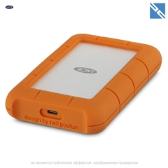 Внешний HDD Lacie 5TB Rugged USB 3.1 Gen 1 Type-C и -A