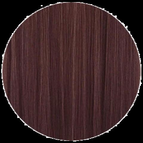 Lebel Materia 3D R-6 (тёмный блондин красный) - Перманентная низкоаммичная краска для волос