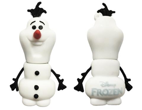 usb-флешка снеговик