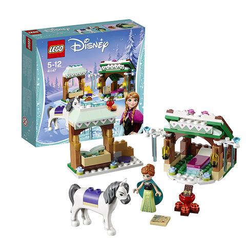 LEGO Disney Princess: Зимние приключения Анны 41147 — Frozen: Anna'S Snow Adventure — Лего Принцесса Дисней Холодное сердце