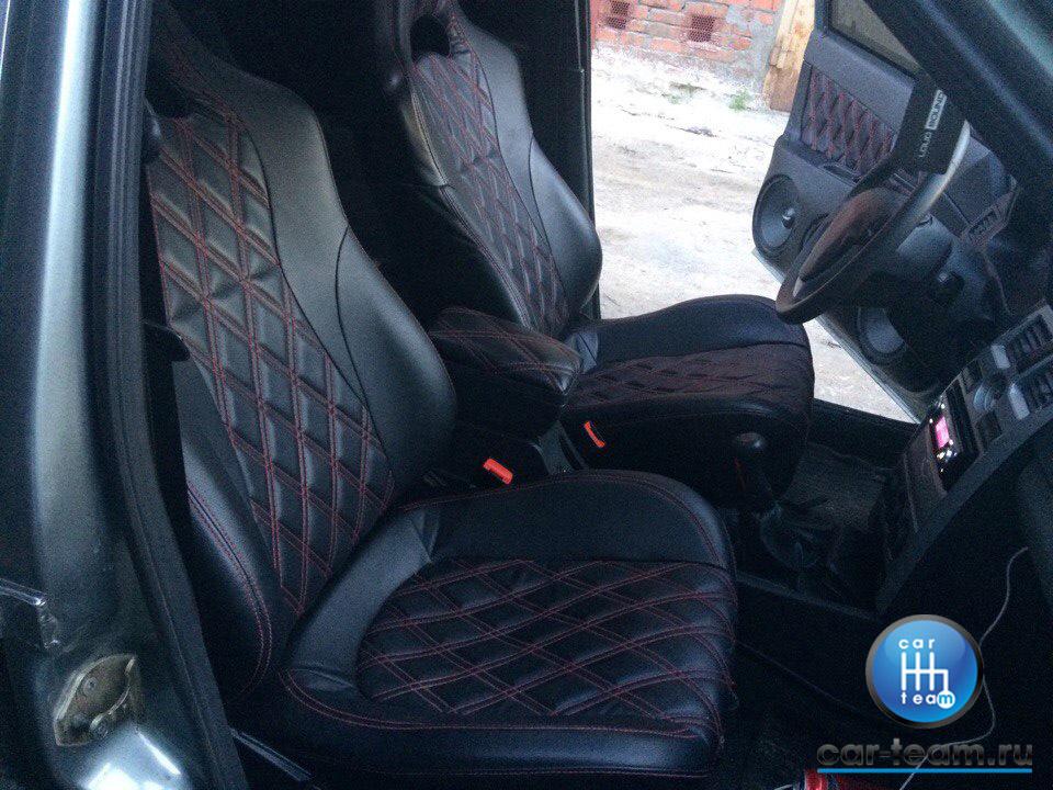 Анатомический комплект для переделки сидений на ВАЗ в