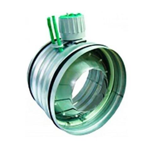 Клапан сопловый AIRMAX 3D d100 для регулировки потока воздуха