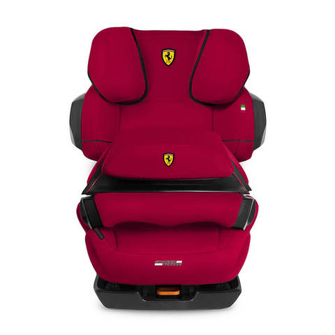 Автокресло Cybex Pallas 2-Fix FE Ferrari Racing Red