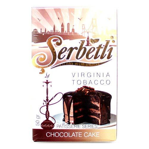 табак для кальяна Serbetli Chocolate Cake 50 гр.