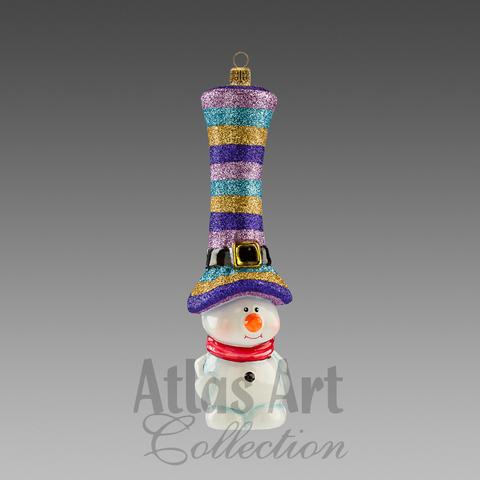 Снеговичок Цилиндрос