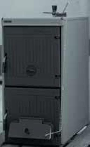Котел твердотопливный SIME SOLIDA EV 5 - 45 кВт (5 секций, чугунный)