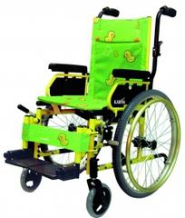 Детская инвалидная коляска ERGO 752
