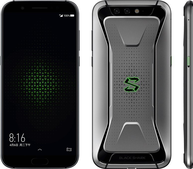 Xiaomi Black Shark 6Gb/64Gb Gray (Global Version)