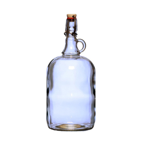 Бутылка стеклянная 2 л «Венеция»