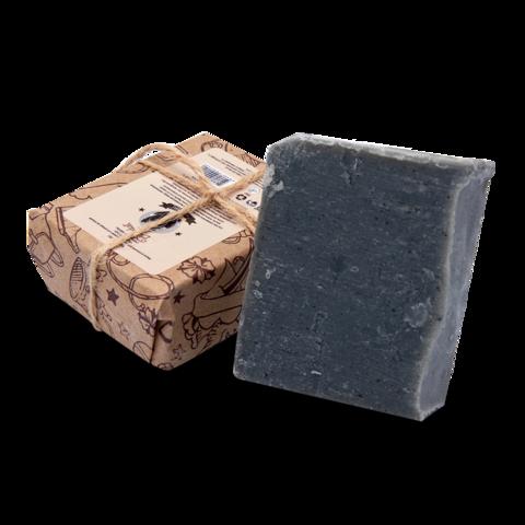 Мыло угольное «Black Stone»