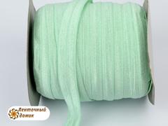 Резинка для повязок  с легким блеском тиффани  16 мм