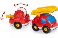Smoby Пожарный мини-грузовик+прицеп (211061)