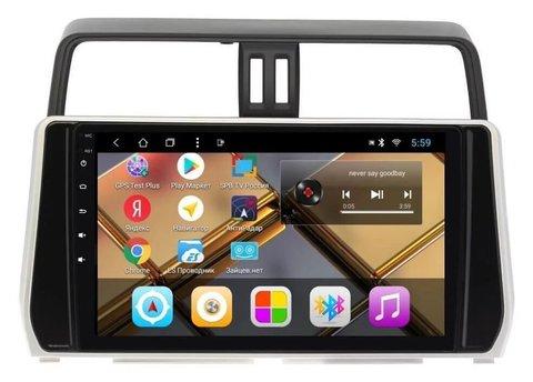 Головное устройство для Toyota Prado 150 2018+ Android 9,0 2/32 модель CB3096T8