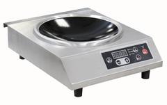 Плита индукционная VALEX WOK-30/3.5AT, ( 445x355x155, 3,5кВт, 220В)  ( нерж. корпус)