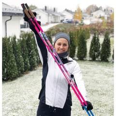 Спортивные лыжные палки KV+ Tempesta PINK Clip/QCD (8P006PQ)