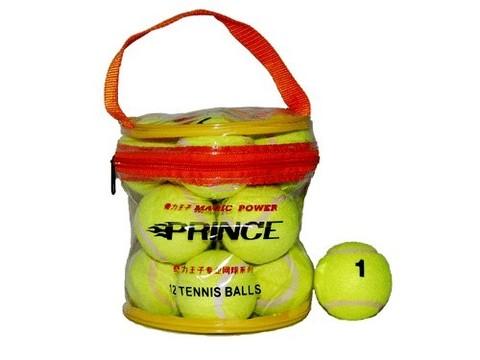 Мяч для б/т (12 шт в сумочке) высший сорт :(ТО312):