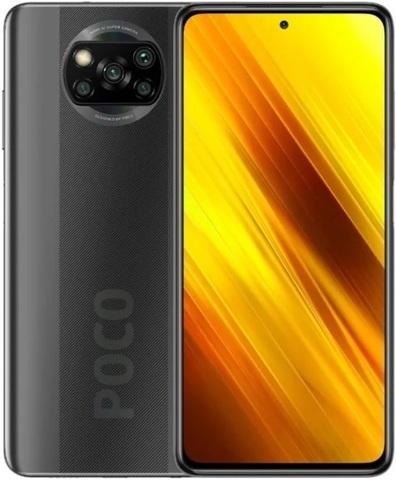 Смартфон Xiaomi Poco X3 NFC 6/64GB Shadow Grey (Серый)