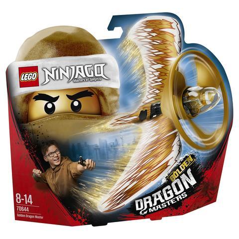 LEGO Ninjago: Мастер Золотого дракона 70644 — Golden Dragon Master — Лего Ниндзяго
